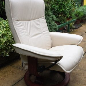 EKORNESS-STRESSLESS-MODERN-LARGE-ARMCHAIR-DELIVERY-AVAILABLE-292083799462