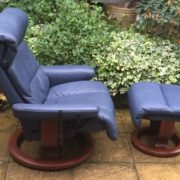 EKORNESS-STRESSLESS-MODERN-LARGE-ARMCHAIR-MATCHING-STOOL-DELIVERY-AVAILABLE-291956163589-12