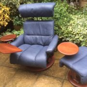 EKORNESS-STRESSLESS-MODERN-LARGE-ARMCHAIR-MATCHING-STOOL-DELIVERY-AVAILABLE-291956163589-3