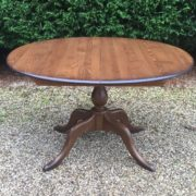 ERCOL-CHESTER-EXTENDING-DINING-TABLE-GOLDEN-DAWN-DELIVERY-AVAILABLE-302281001260