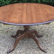 ERCOL-CHESTER-EXTENDING-DINING-TABLE-GOLDEN-DAWN-DELIVERY-AVAILABLE-302281001260-2