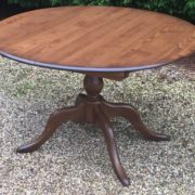 ERCOL-CHESTER-EXTENDING-DINING-TABLE-GOLDEN-DAWN-DELIVERY-AVAILABLE-302281001260-5