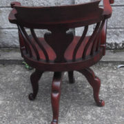 FINE-ANTIQUE-OFFICE-SWIVEL-CAPTAINS-CHAIR-VERY-CLEANCONDITION-DELIVERY-AVAILABLE-291752786951-7