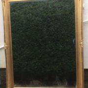 FINE-ANTIQUE-STYLE-OVER-MANTLE-WALL-MIRROR-VERY-CLEAN-CONDITION-302152044958-2