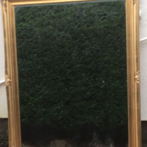 FINE-ANTIQUE-STYLE-OVER-MANTLE-WALL-MIRROR-VERY-CLEAN-CONDITION-302152044958
