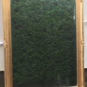 FINE-ANTIQUE-STYLE-OVER-MANTLE-WALL-MIRROR-VERY-CLEAN-CONDITION-302152044958-5
