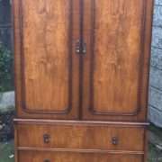 FINE-ART-DECO-FRENCH-STYLE-2-DOOR-DOME-WARDROBE-2-MAN-DELIVERY-AVAILABLE-302210446586-4