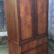 FINE-ART-DECO-FRENCH-STYLE-2-DOOR-DOME-WARDROBE-2-MAN-DELIVERY-AVAILABLE-302210446586-9