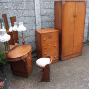 FINE-ART-DECO-OAK-4-PIECE-BEDROOM-SUITE-CLEAN-CONDITION-2-MAN-DELIVERY-292072723050-11