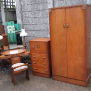 FINE-ART-DECO-OAK-4-PIECE-BEDROOM-SUITE-CLEAN-CONDITION-2-MAN-DELIVERY-292072723050-2
