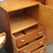 FINE-ART-DECO-OAK-4-PIECE-BEDROOM-SUITE-CLEAN-CONDITION-2-MAN-DELIVERY-292072723050-3