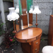 FINE-ART-DECO-OAK-4-PIECE-BEDROOM-SUITE-CLEAN-CONDITION-2-MAN-DELIVERY-292072723050-8