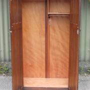 FINE-ARTS-CRAFTS-2-DOOR-OAK-HALL-WARDROBE-2-MAN-DELIVERY-AVAILABLE-302269273939-8