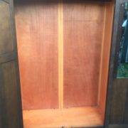 FINE-ARTS-CRAFTS-2-DOOR-OAK-HALL-WARDROBE-2-MAN-DELIVERY-AVAILABLE-302285551957-4