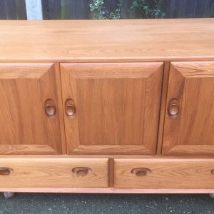 FINE-MODERN-ERCOL-SIDEBOARD-VERY-CLEAN-CONDITION-2-MAN-DELIVERY-292054446634