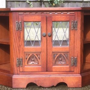 FINE-OLD-CHARM-CORNER-TVSATELLITE-CABINET-DELIVERY-AVAILABLE-292068213219
