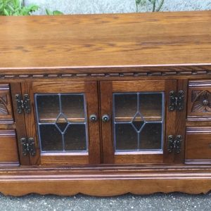 FINE-OLD-CHARM-MODERN-TVSATELLITE-CABINET-DELIVERY-AVAILABLE-302278109112