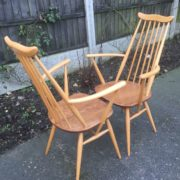 FINE-PAIR-OF-ERCOL-GOLDSMITH-ARMCHAIRS-VERY-CLEAN-CONDITION-CHEAP-DELIVERY-292072723614-11