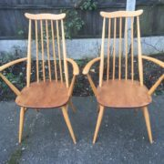 FINE-PAIR-OF-ERCOL-GOLDSMITH-ARMCHAIRS-VERY-CLEAN-CONDITION-CHEAP-DELIVERY-292072723614-3