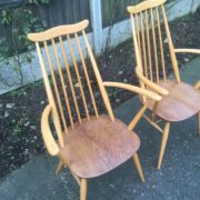 FINE-PAIR-OF-ERCOL-GOLDSMITH-ARMCHAIRS-VERY-CLEAN-CONDITION-CHEAP-DELIVERY-292072723614-4