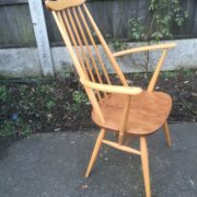 FINE-PAIR-OF-ERCOL-GOLDSMITH-ARMCHAIRS-VERY-CLEAN-CONDITION-CHEAP-DELIVERY-292072723614-5