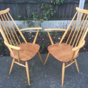 FINE-PAIR-OF-ERCOL-GOLDSMITH-ARMCHAIRS-VERY-CLEAN-CONDITION-CHEAP-DELIVERY-292072723614-7