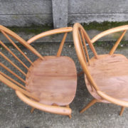 FINE-PAIR-OF-ERCOL-QUAKER-ARMCHAIRS-VERY-CLEAN-CONDITION-DELIVERY-AVAILABLE-292072723052-10