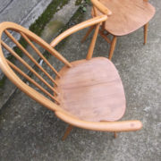 FINE-PAIR-OF-ERCOL-QUAKER-ARMCHAIRS-VERY-CLEAN-CONDITION-DELIVERY-AVAILABLE-292072723052-5