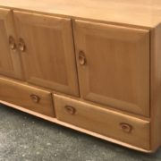 FINE-RETRO-ERCOL-SIDEBOARD-VERY-CLEAN-CONDITION-2-MAN-DELIVERY-291982875127-8