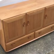 FINE-RETRO-ERCOL-SIDEBOARD-VERY-CLEAN-CONDITION-2-MAN-DELIVERY-291982875127-9