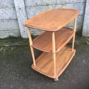 FINE-RETRO-ERCOL-TROLLEY-STAND-DELIVERY-AVAILABLE-302278218922