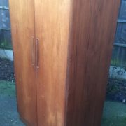 FINE-RETRO-TEAK-G-PLAN-2-DOOR-FITTED-WARDROBE-CLEAN-CONDITION-DELIVERY-AVAILABLE-302263524949-11