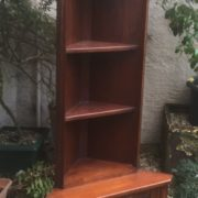 FINE-TALL-OLD-CHARM-SLIM-CORNER-CABINET-DELIVERY-SERVICE-AVAILABLE-302284325615