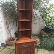 FINE-TALL-OLD-CHARM-SLIM-CORNER-CABINET-DELIVERY-SERVICE-AVAILABLE-302284325615-2