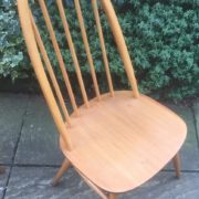 GOOD-RETRO-ERCOL-QUAKER-DINING-CHAIR-CLEAN-CONDITION-CHEAP-DELIVERY-292067481346-3
