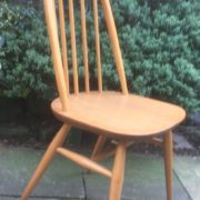 GOOD-RETRO-ERCOL-QUAKER-DINING-CHAIR-CLEAN-CONDITION-CHEAP-DELIVERY-292067481346-6