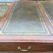 SUPERB-LARGE-VINTAGE-OAK-PARTNERS-DESK-FAB-CONDITION-2-MAN-DELIVERY-AVAILABLE-302263525627-6