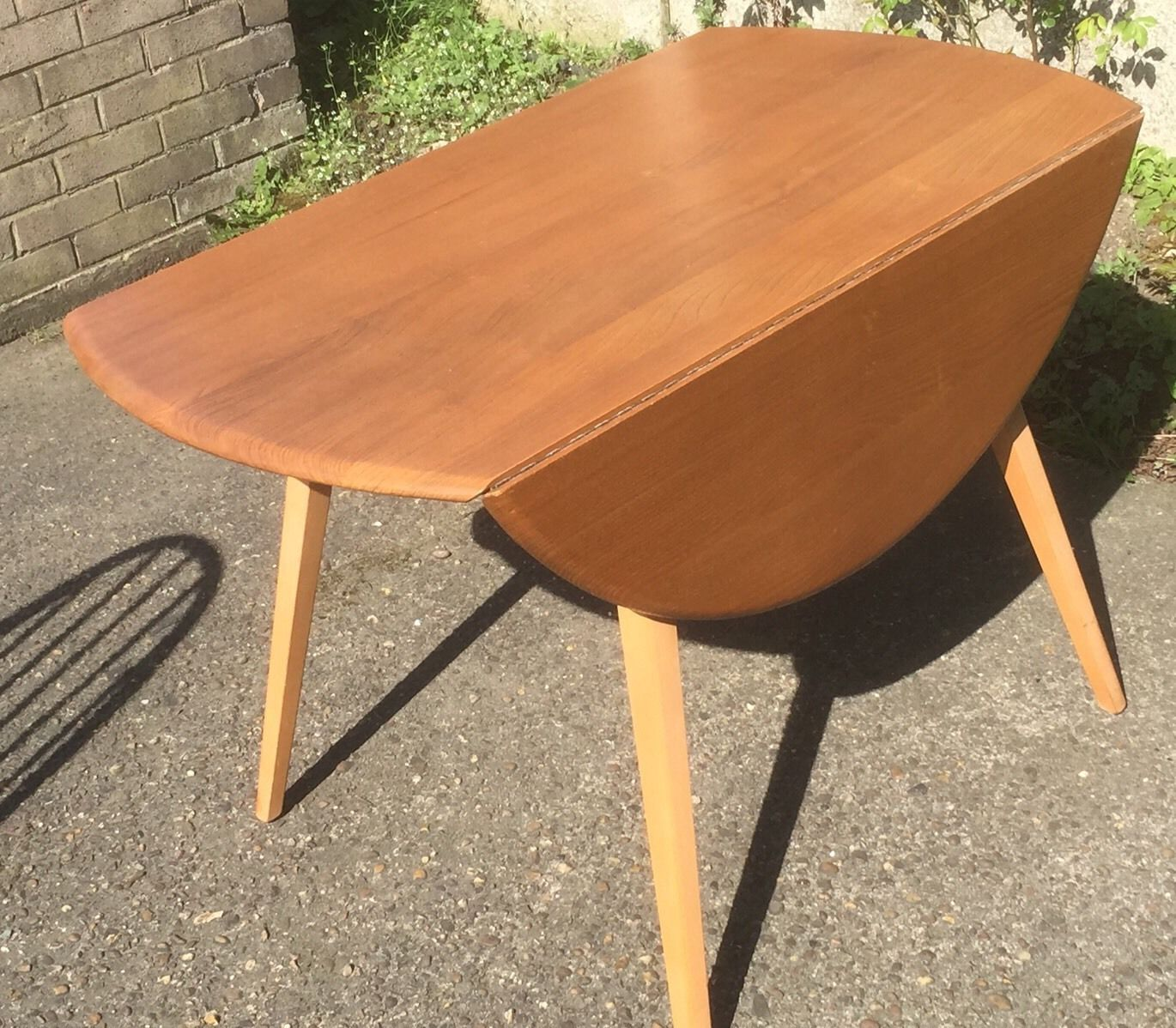 100 Ercol Coffee Tables Coffee Table Danish  : SUPERB RETRO ERCOL EXTENDING DINING TABLE VERY CLEAN DELIVERY AVAILABLE 302272173789 from 45.32.79.15 size 1370 x 1198 jpeg 267kB