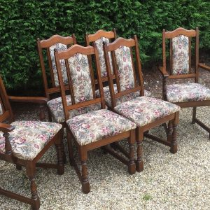SUPERB-SET-OF-6-OLD-CHARM-DINING-CHAIRS-FABULOUS-CONDITION-DELIVERY-AVAILABLE-302269273123