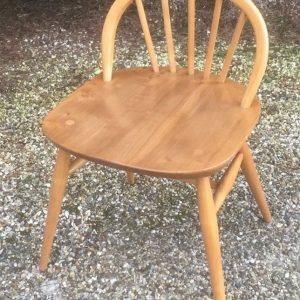 SUPERB-SMALL-ERCOL-DESK-CHAIR-DELIVERY-AVAILABLE-302290338511