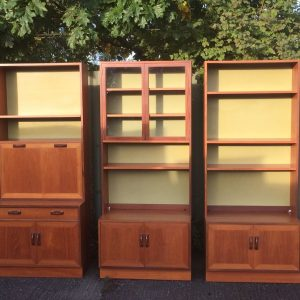 TALL-RETRO-TEAK-G-PLAN-DISPLAY-STANDSBOOKCASES-3-AVAILABLE-WE-ALSO-DELIVER-302141306776