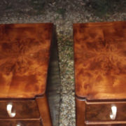 VERY-RARE-PAIR-OF-ART-DECO-WALNUT-BEDSIDE-CABINETSCHESTS-VERY-CLEAN-SELDOM-SEEN-301945194702
