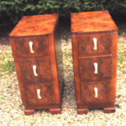 VERY-RARE-PAIR-OF-ART-DECO-WALNUT-BEDSIDE-CABINETSCHESTS-VERY-CLEAN-SELDOM-SEEN-301945194702-2