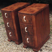 VERY-RARE-PAIR-OF-ART-DECO-WALNUT-BEDSIDE-CABINETSCHESTS-VERY-CLEAN-SELDOM-SEEN-301945194702-9