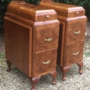 VERY-RARE-PAIR-OF-ART-DECO-WALNUT-BEDSIDE-CABINETSCHESTS-VERY-CLEAN-SELDOM-SEEN-302240870662-12