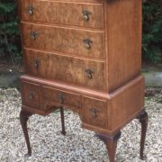 VERY-RARE-TALL-ART-DECO-WALNUT-CHEST-OF-DRAWERS-VERY-CLEAN-SELDOM-SEEN-292077388064-10