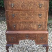 VERY-RARE-TALL-ART-DECO-WALNUT-CHEST-OF-DRAWERS-VERY-CLEAN-SELDOM-SEEN-292077388064-11