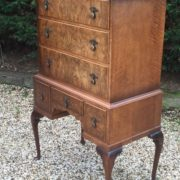 VERY-RARE-TALL-ART-DECO-WALNUT-CHEST-OF-DRAWERS-VERY-CLEAN-SELDOM-SEEN-292077388064-12