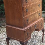 VERY-RARE-TALL-ART-DECO-WALNUT-CHEST-OF-DRAWERS-VERY-CLEAN-SELDOM-SEEN-292077388064-4